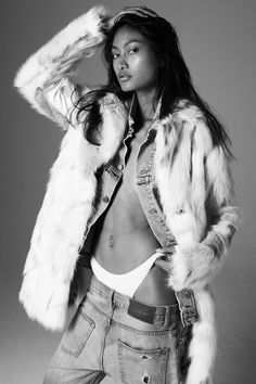 Atikah Karim @ Major models by Stefano Fabbri