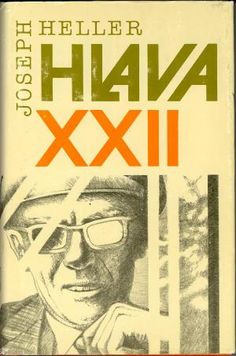 Slovakian Edition of Catch-22 by Joseph Heller. Published by Pravda in 1989.