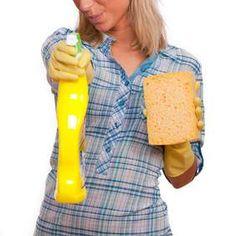15 Minuten Putzen am Tag - ein Selbstversuch. Das bisschen Haushalt macht sich nicht mit links. Ich zeige Ihnen Tipps und Tricks, wie es einfacher wird!