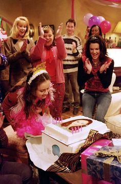 "Gilmore Girls 1.06 ""Rory's Birthday Parties"""