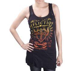 AFFLICTION Portrayal Sleeveless Lace Womens Tank Top Dress (Apparel)  http://www.amazon.com/dp/B0080IJW7G/?tag=reesho-20  B0080IJW7G