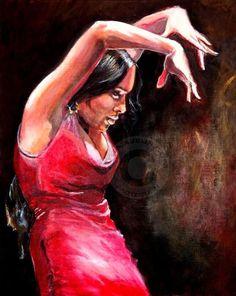 Artiste : Isabelle Jacq Gamboena - Embrujo