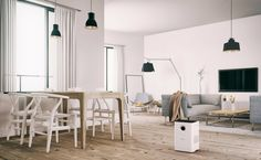 Interior Design Ideas and Inspiration For Your Home. Ideas For All Design Styles. Living Room Scandinavian, Scandinavian Furniture, Scandinavian Style, Living Room Photos, Living Spaces, Style Deco, Living Room Designs, House Design, Interior Design