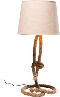 Table Lamp Rope