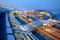 """Incheon International Airport"". # Seul, Coréia do Sul."