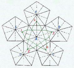 Temari Pattern 60 instructions