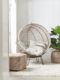 Hanging Chair Roundup Styling Ideas
