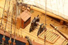 hmav bounty ship model - Google Search