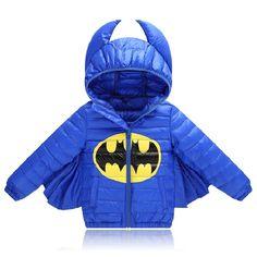 Niños niños y Niñas Chaqueta de Abrigo de Invierno Caliente Abajo chaqueta de Algodón de Todos Los Santos para Niños Ropa de Abrigo Abrigo ropa De Bebé de Navidad