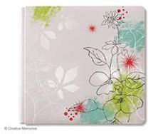 YOU HAVE TO SEE & TOUCH THIS IN PERSON to appreciate the 3-D details on this beautiful coverset!  It can be yours FREE when you start a CM business or host a party in March!        Enchanted 12x12 Coverset- Item#64934 $32 #scrapbooking