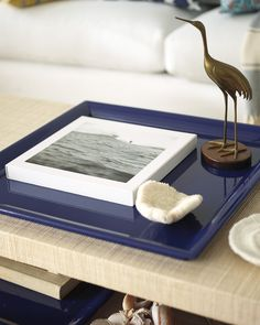 Grand Lacquered TrayGrand Lacquered Tray