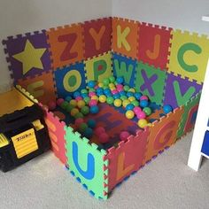 Eye-opening playroom organization on a budget diy kid room decor Stylish & Chic Kids Room Decorating Ideas - for Girls & Boys Infant Activities, Activities For Kids, Movement Activities, Baby Life Hacks, Diy Bebe, Playroom Organization, Organization Ideas, Jewelry Organization, Toy Rooms