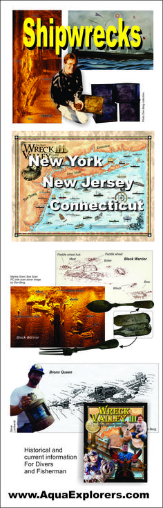 Wreck Valley III is the most comprehensive, accurate, illustrated collection of information, photographs, sketches and stories ever written about the shipwrecks that lie off Long Island, NY, NJ and CT.Divers, fisherman, marine historians, armchair sailors or anyone with a general interest in history, diving or the sea will surely find this book informative, fascinating, and the perfect addition to their library.