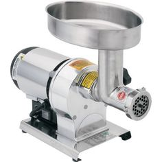 Take full advantage of competitively priced meat grinders and electric meat grinders from Cabela's. All grinders are tested for quality and safety standards. Poultry For Sale, Local Butcher, How To Make Sausage, Sausage Making, Easy Work, Kitchen Equipment, Canning Recipes, Kitchen Aid Mixer, Kitchen Gadgets