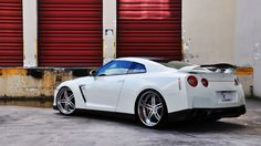 Nissan GTR white | Wallpaperprime.net | Free High Quality Desktop ...