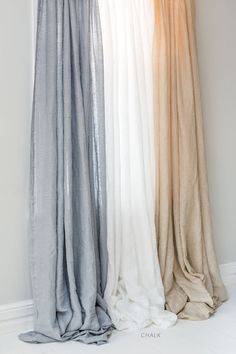 Buy Hampton Linen Curtain Set | Shop Indoor Living Home & Gift at Home EziBuy NZ