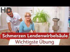 LWS Schmerzen Übungen // Rückenschmerzen, Rückenübungen, Lendenwirbelsäule, Faszien - YouTube