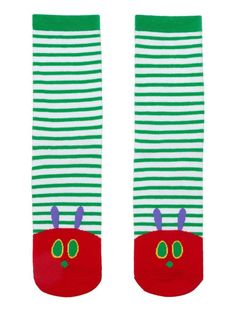 World of Eric Carle The Very Hungry Caterpillar Adult Socks