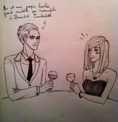 'NèsSo': A celebrity you like to have a dinner with - Day 4 ~ by 'Nès *pour voir celui de So' aller sur le blog*