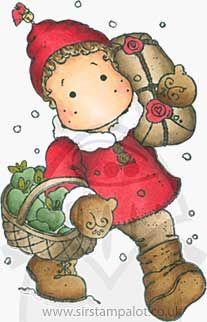Magnolia Sweet Christmas - Edwin on Christmas Eve