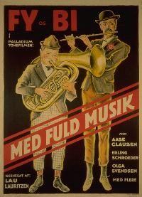 Med fuld musik (1933) en fy og bi film
