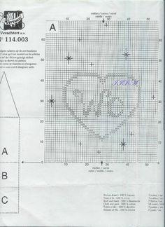 Gallery.ru / Фото #1 - 114.003 - geminiana Cross Stitch, Diagram, 1, Toilet, Needlepoint, Wraps, Sketches, Punto De Cruz, Seed Stitch