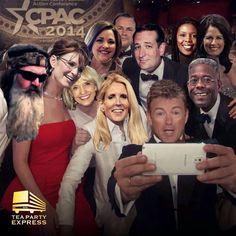CPAC Selfie