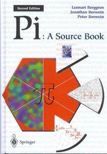 Pi: A Source Book,  By Lennart Berggren, Jonathan M. Borwein, Peter B. Borwein