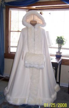 Bridal Capes by June -