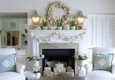 coastal bedding | Beautify Your Home with Coastal Decor Ideas | Home Design Gallery