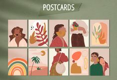 You're Beautiful, Color Card, Graphic Design Illustration, Adobe Illustrator, Create Your Own, Adobe Photoshop, Creative, Prints, Behance