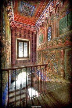 Castello di Sammezzano Firenze