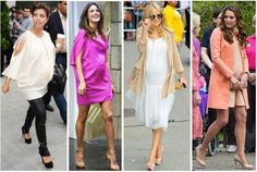 Affordable Maternity Looks by MotherhoodCloset.com Maternity Consignment