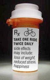 """Doc Cycle. """"Pedal it out"""" More"""