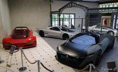 Peugeot Proxima, Oxia, Onyx - Exposition 30 ans de concept-cars