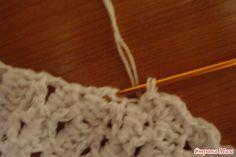 Bolero Based On Doris Chen - Best Knitting Crochet Feather, Crochet Vest Pattern, Dory, Baby Dress, Crochet Necklace, Knitting, Bolero Crochet, Tricot, Baby Boy Dress