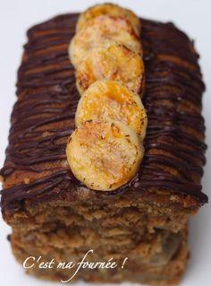 C'est ma fournée !: Le cake à la banane de Christophe Michalak
