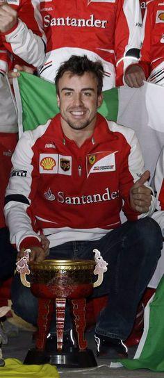 <3 Fernando Alonso Ferrari, Style, Fashion, Swag, Moda, Stylus, La Mode, Fasion, Fashion Models