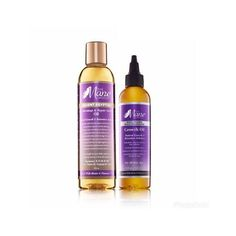 Double up! Hair Growth Hair Retention Oil Combo ($29) ❤ liked on Polyvore featuring beauty products and haircare