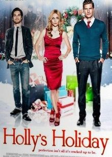 Holly\'s Holiday, Lifetime, 2012, Claire Coffee, Ryan McPartlin.  Not like.