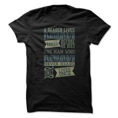A Reader T Shirt, Hoodie, Tee Shirts ==► Shopping Now!