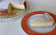 torta con formaggio quark - ricetta tedesca