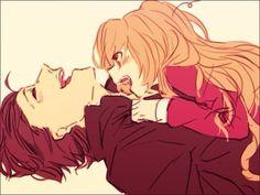 Taiga Aisaka Toradora Parte 4 - Manga y anime en Taringa! Romantic Anime Couples, Cute Anime Couples, M Anime, Anime Girls, Romance Tumblr, Photos Amoureux, Best Romance Anime, Image Manga, Anime Shows