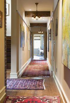 Jak urządzić przytulny korytarz - siedem inspirujących pomysłów