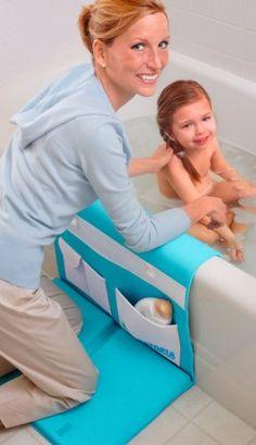 Aquatopia Deluxe Safety Easy Bath Kneeler, Blue $24.95 #topseller