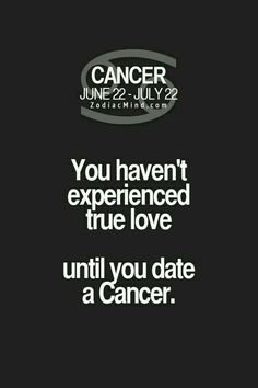 I really have a crush on a cancer n I'm a Virgo Cancer Zodiac Facts, Cancer Horoscope, Cancer Quotes, Zodiac Sign Facts, My Zodiac Sign, Zodiac Quotes, Cancer Zodiac Love, Virgo, Bff Quotes