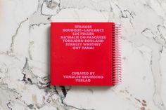 Bisou Magique Catalogue — Strauss Bourque-LaFrance, Luc Fuller, Nathalie du Pasquier, Thorbjørn Rødland, Stanley Whitney, Guy Yanai.   Designed by Aurore Chauve