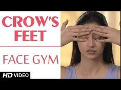 Face Gym - Crow\'s Feet HD | Asha Bachanni