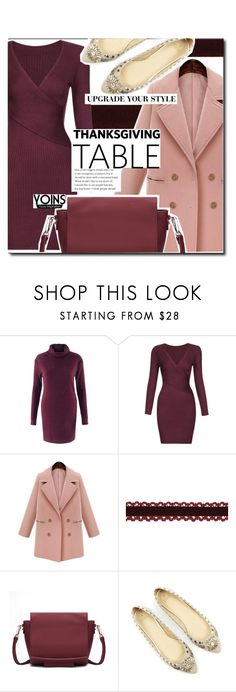 """""""yoins"""" by konstadinagee ❤ liked on Polyvore"""