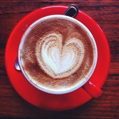enjoyed a delicious cappuccino at @cafegrumpy this morning. the perfect start to the day. you should too!